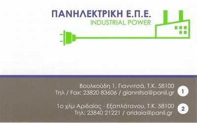 Πανηλεκτρική Γιαννιτσά