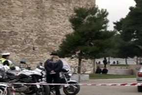 Θεσσαλονίκη: Φάρσα το τηλεφώνημα για βόμβα στον Λευκό Πύργο