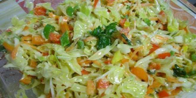 Η πολίτικη σαλάτα αδυνατίζει έχει αντικαρκινικές ιδιότητες βοηθάει την καρδιά και κατεβάζει το σάκχαρο!