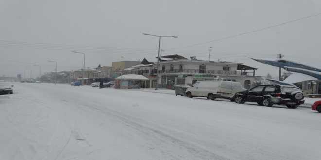 Σε κατάσταση έκτακτης ανάγκης κηρύχθηκε ο δήμος Πέλλας (βίντεο)