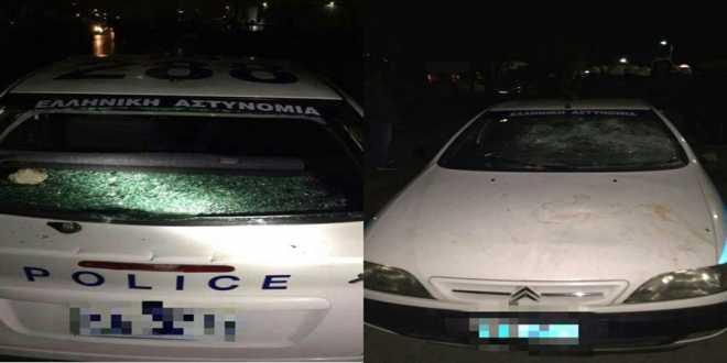 Εξοργισμένος πολίτης επιτέθηκε με τσεκούρι σε αστυνομικούς στη Σκύδρα και 50χρονος στην Έδεσσα εισέβαλε με μπιτόνι βενζίνης στη ΔΕΗ!
