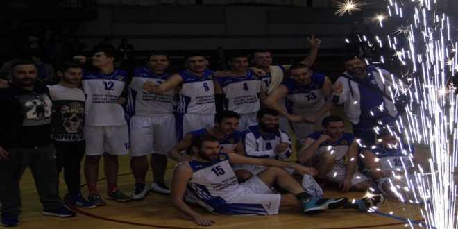 Αήττητοι οι «Ίκαροι Γιαννιτσών» κατέκτησαν το πρωτάθλημα και την άνοδο στην Α' κατηγορία!