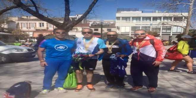 Μία ακόμη επιτυχία για την Ομάδα Μαραθωνίου Γιαννιτσών στον Ημιμαραθώνιο ''Καλαμπάκα-Τρίκαλα''