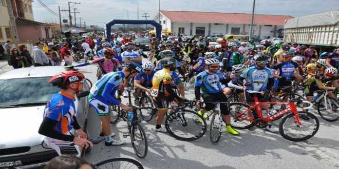 Μεγάλος συναγωνισμός, από 600 αθλητές –τριες στον «Ποδηλατικό Γύρο της Λάρισας»