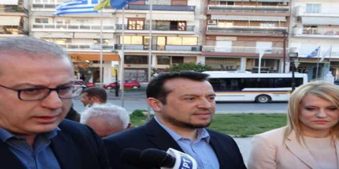 Νίκος Παππάς: «Κανένας Έλληνας, καμία Ελληνίδα δεν μπορεί και δεν πρέπει να μείνει πίσω» (vid)