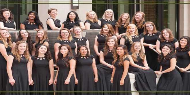 Η γυναικεία χορωδία του Πανεπιστημίου Μoody των ΗΠΑ στα Γιαννιτσά