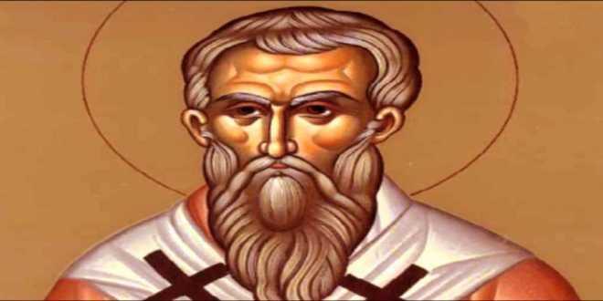 Σήμερα 19/05/2017 εορτάζουν Άγιοι Πατρίκιος επίσκοπος Προύσας, Ακάκιος, Μένανδρος και Πολύαινος