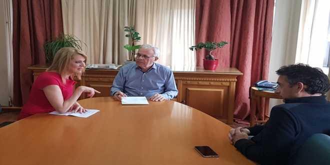 Συνεργασία Θ. Τζάκρη – Υπουργού Αγροτικής Ανάπτυξης για την επίλυση ζητημάτων επί ακινήτων που διαχειρίζεται το Υπουργείο