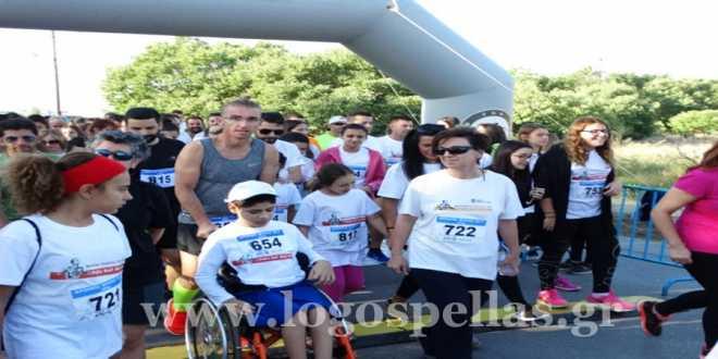 6ος Ημιμαραθώνιος Pella Half Marathon – Δρόμος Θυσίας Γιαννιτσών (foto-vid)