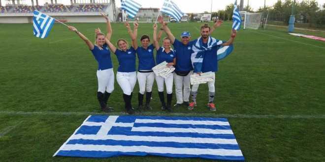 4η η Εθνική Ομάδα ιππασίας στο Βαλκανικό πρωτάθλημα με τα αδέλφια Μητώνα!