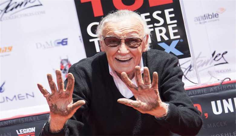 «Έφυγε» ο θρύλος της Marvel και «πατέρας» του Spider Man Σταν Λι – Λόγος  της Πέλλας c8688b67d55